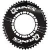 Rotor Q-Ring Road Aero Kettenblatt 110mm 5-Arm außen schwarz